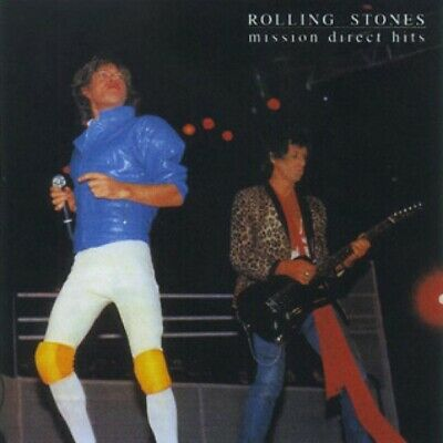 NEW THE ROLLING STONES  MISSION DIRECT HITS #Cr