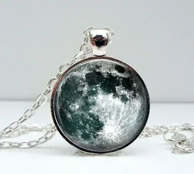 luna moon candy woman fashion picture pendant collares necklace
