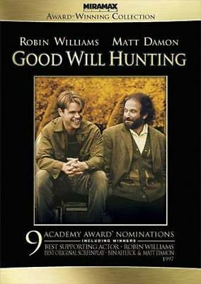 Good Will Hunting (Miramax Collector's Series)