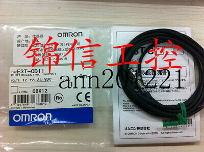 1PC NEW Omron Photoelectric Switch E3T-CD11