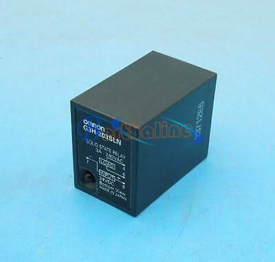 1PC OMRON relay G3H-203SLN DC24 New