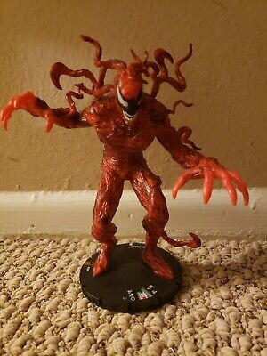 Heroclix Marvel The Mighty Thor CARNAGE G004 w// AXE S021 Colossal