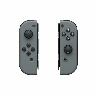 DEFEKT: Joy-Con 2er-Set grau Gamepad Joypad Gaming Zubehör Controller drahtlos