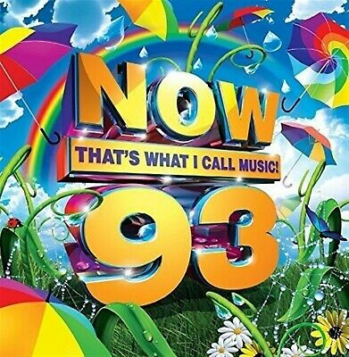 NOW That's What I Call Music! - 94 Compilation 2CD New and Sealed Music Audio CD