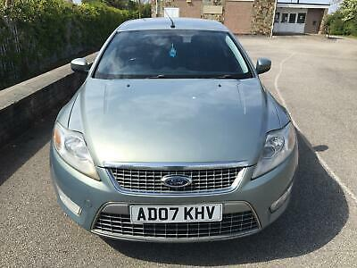 Ford Mondeo 1.8TDCi 125 2007.5MY Titanium X Top Of The Range Diesel Estate