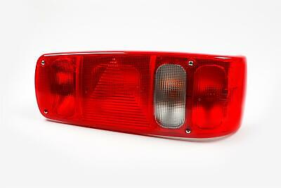 Hella Hymer Knaus Caravan Rear Light Fog Lamp Triangular Reflector With Bulbs