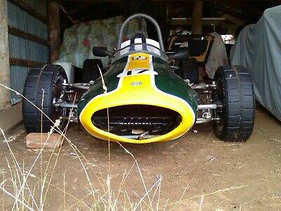 Historic Racing Car 1960s Open Wheeler relist-buyer didn't proceed wife says NO