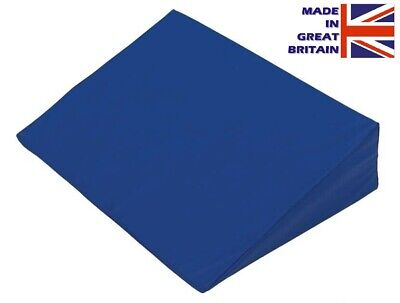 Bed Wedge With Wipe Clean Fabric Cover - 56 x 38 x 13cm - Positioning Aid