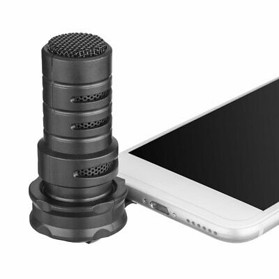 By-A7H Video Recording Microphone 3.5Mm Interface For Iphone Samsung Huawei GP