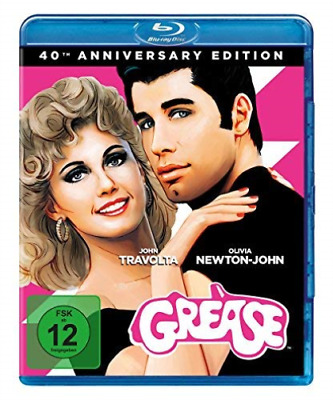 Grease Remastered - (German Import) (Uk Import) Blu-Ray New
