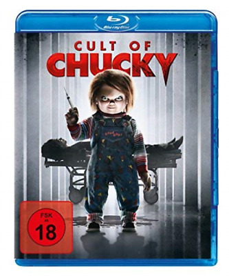 Cult Of Chucky-Blu-Ray - (German Import) (Uk Import) Blu-Ray New