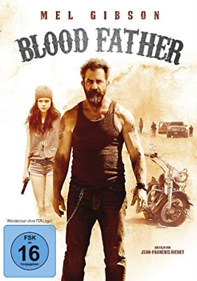 Blood Father - (German Import) (Uk Import) Dvd New