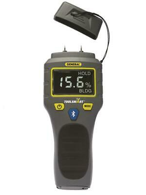 General Tools-TS06G ToolSmart Bluetooth Connected Digital Moisture Meter