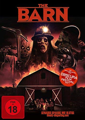 The Barn - (German Import) (Uk Import) Dvd New