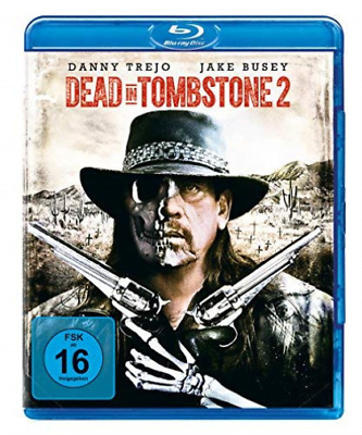 Dead In Tombstone 2-Blu-Ray - (German Import) (Uk Import) Blu-Ray New