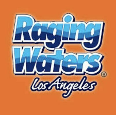 RAGING WATERS LOS ANGELES SAN DIMAS Season pass for only $49.99 - via Promo