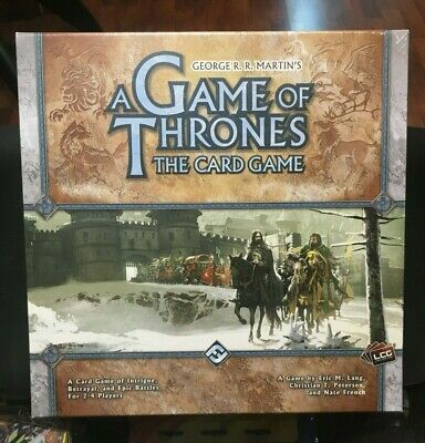 A Game of Thrones THE CARD GAME Fantasy flight LCG