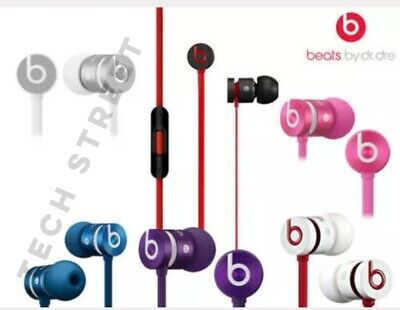 Genuine Beats by Dr Dre URBEATS 2nd Gen In Ear Headphones - 18 months warranty