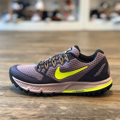 Nike Damen Air Zoom Wildhorse 3 749337 005 Grau ,Schwarz