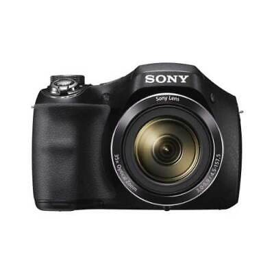 Sony DSC-H300/B 20.1MP Super HAD CCD 35x High Zoom Point and Shoot Camera