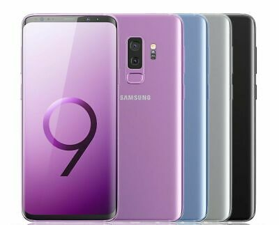 Samsung Galaxy S9 Plus G965U Smartphone GSM Unlocked or AT&T T-Mobile Verizon