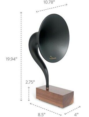 Gramovox Bluetooth Gramophone 2.0 : Vintage Design And Modern Sound