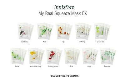INNISFREE My Real Squeeze EX (2019) - 3 pcs