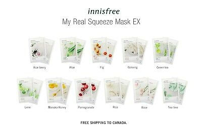 INNISFREE My Real Squeeze EX (2019) - 2 pcs