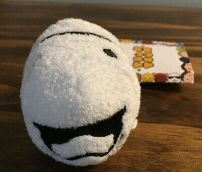 Disney Parks Original Tsum Tsum Star Wars Storm Trooper 3.5 Inch New w/ Tags