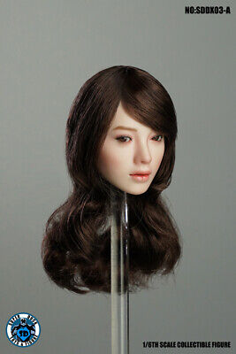 BLACKBOX BB9006 1//6 Léa Seydoux SWANN Ghost Girl Head /& Clothes /& Weapon Figure