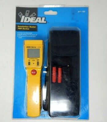 IDEAL SPERRY 61-780   Stick Style Insulation Resistance Meg Ohm Meter (NEW)