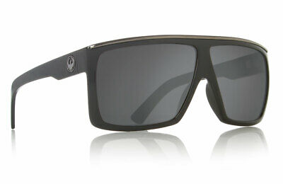 Dragon FAME Jet Black with Grey Sunglasses 720-1496.