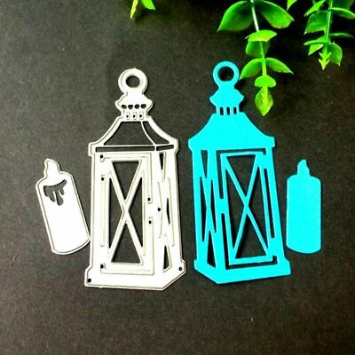 Candle Light Cutting Dies Stencil DIY Scrapbooking Paper Card Embossing Craft