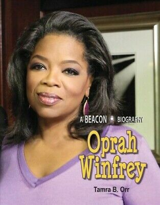 Oprah Winfrey, Hardcover by Orr, Tamra B., Like New Used, Free shipping in th...