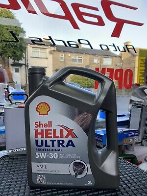 GENUINE VAUXHALL GM 5w30 FULLY SYNTHETIC ENGINE OIL DEXOS 2 C3 5 LITRE VW