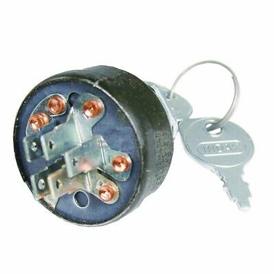 Simplicity Snapper 1607280SM Ignition Switch Upgrade 3 Keys /& FREE Carabiner