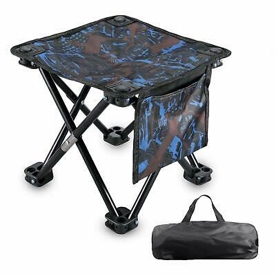 Folding Chair Outdoor Travel Fishing Camping Beach Stool Portable Lightweight