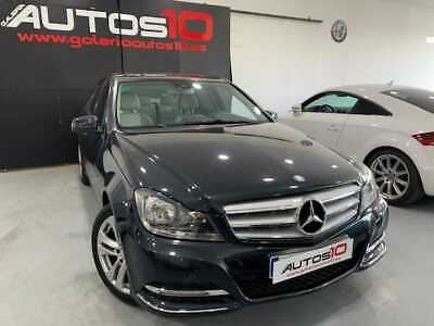Mercedes Clase C 200 CDI BE Blue Efficiency Edition