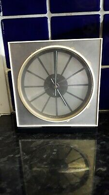 Vintage Smiths Mantle or Desk Clock Sectronic Battery