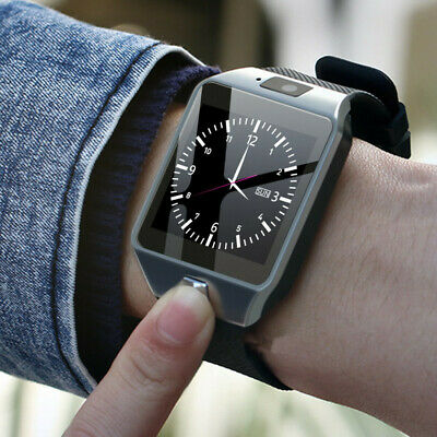 DZ09 Smart Watch Phone Touch Screen Smartwatch For Samsung Galaxy S10 S9 S8 S7