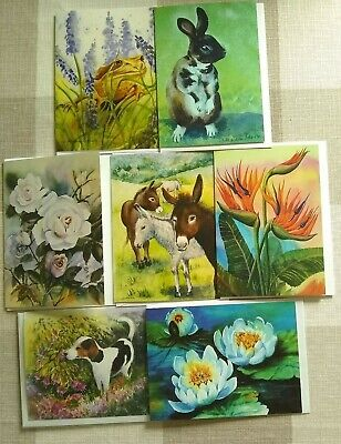 Wholesale job lot of 42 greetings cards by Mariana Robinson