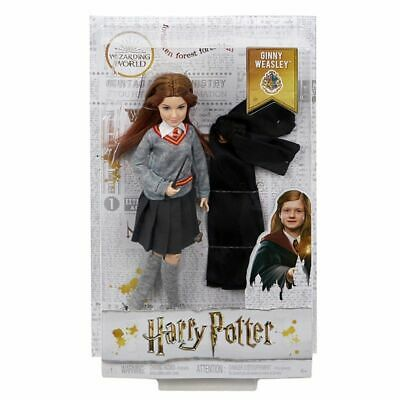 Harry Potter Chamber of Secrets 10 Inch Ginny Weasley Doll Action Figure - NEW