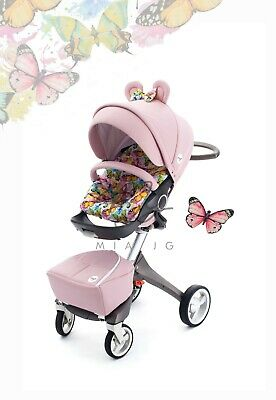 Colourpack to fit Stokke Xplory v3-v5 + Crusi and Trailz! BUTTERFLIES! :)