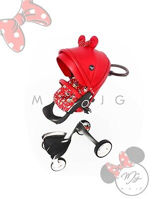 Colourpack to fit Stokke Xplory v3-v5 + Crusi and Trailz! MINNIE! :)