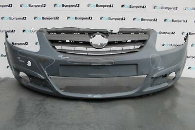 Vauxhall Corsa D Front Bumper 2006 To 2010 - Genuine Vauxhall Part*B9