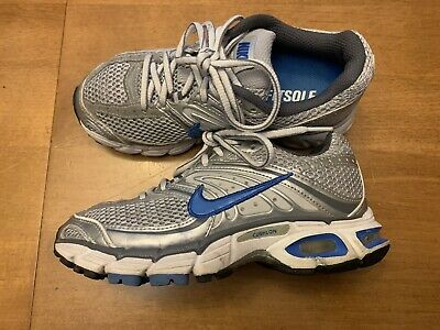 on sale 08e5b 271df Nike Air Max Moto 6 Womens Size 5 Running Athletic Shoes