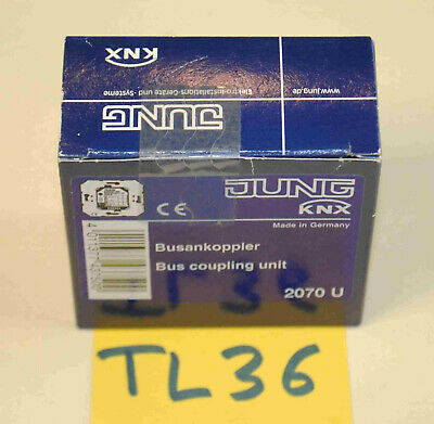 JUNG KNX bus coupling unit 2070U ( TL36 )