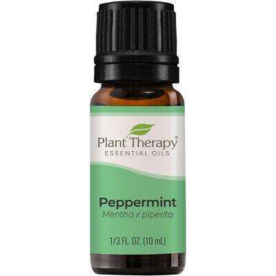 Plant Therapy Peppermint Essential Oil | 100% Pure, Undiluted