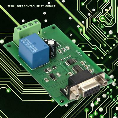 USB 9-30V DC 2/4/8/16 Channel RS232 Relay Serial Controller