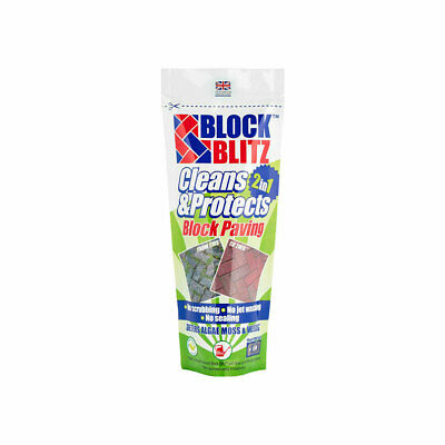 Block Blitz 2in1 Cleans & Protects Block Paving 380g